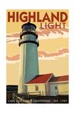 Cape Cod  Massachusetts - Highland Light