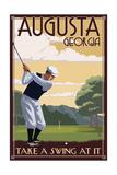 Augusta  Georgia - Take a Swing at It