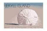 Jekyll Island  Georgia - Sand Dollar