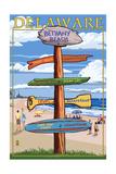Bethany Beach  Delaware - Destination Signpost