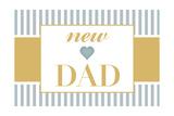 New Dad - Blue