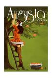 Augusta  Georgia - Orchard Pinup Girl