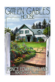 Prince Edward Island - Green Gables House and Gardens