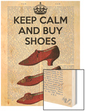 Keep Calm Buy Shoes