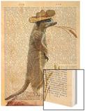 Meerkat Cowboy