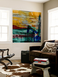 Oil Rig Abstract