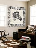 Safari Zebra I