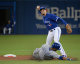 AL Championship Series: Kansas City Royals V Toronto Blue Jays - Game Five