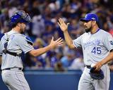 League Championship - Kansas City Royals v Toronto Blue Jays - Game Four