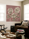 Marsala Roses I