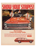 Ford 1967 Fairlane GT -Stripes