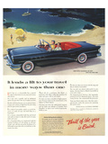 GM Buick-Lends a Lit to Travels