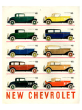 GM 10 New Chevrolet