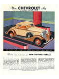 GM Chevrolet Driving Thrills