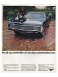 GM Chevrolet Comfortable Cars