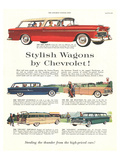 GM Chevrolet - Stylish Wagons