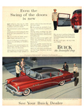 GM Buick - Swing of the Doors