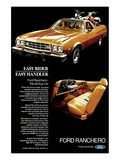 Ford 1973 Ranchero Easy Rider