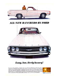 Ford 1968 All-New Ranchero