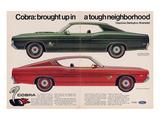 Ford 1969 Cobra Sportsroof