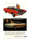 Ford 1970 Ranchero GT - Pad