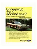 Ford 1971 Shopping for 2Nd Car