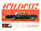 GM Buick - Wildcat Luxury Car