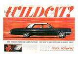 GM Buick - Wildcat Luxury Car