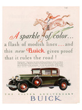 GM Buick - Sparkle of Color