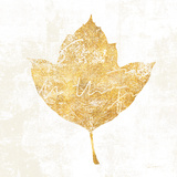 Bronzed Leaf I