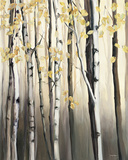 Golden Birch II