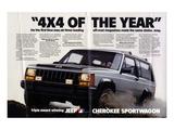 Jeep Cherokee Sportwagon