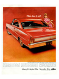 GM Chevy II-Plainjane It Ain'T