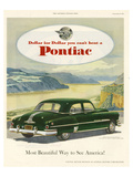 GM Pontiac-Most Beautiful Way