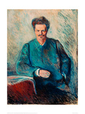August Strindberg  1892