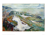 Winter Landscape  1915