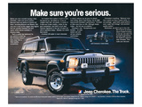 Jeep Cherokee - Make Sure…