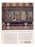 Lincoln 1961 Advanced Design