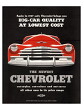 GM Chevy Big Car Quality