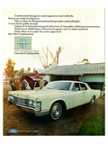 Lincoln 1968 Distinguished Car