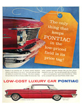 GM Pontiac - Low Cost Luxury