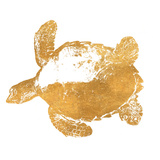 Golden Turtle (gold foil)