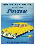 GM Pontiac- Distinctive Beauty