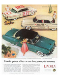 Lincoln 1953 Power + Economy