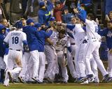 2015 World Series Game One: New York Mets V Kansas City Royals