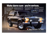 Jeep Cherokee - Make Damn Sure