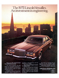 Lincoln 1978 An Investment