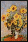 Sunflowers  c1881