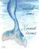 Mermaid Tail I