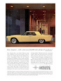 Lincoln 1961 Pure Elegance